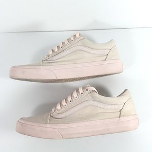 Vans Light Blush Pink